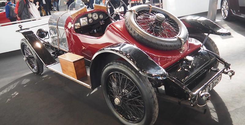 Bentley EXP 2 / 3.0 litres 4 cylindres 1919  46135544485_48e0142ec2_c