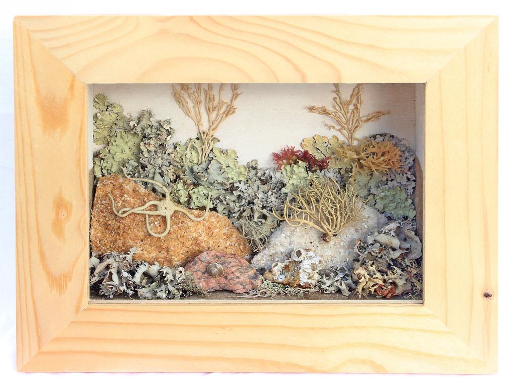 Ocean Scene Wall Art by Hieropice