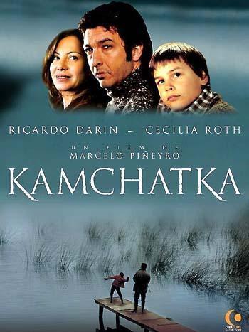 Cartel de la película Kamchatka