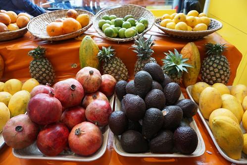 markthalle zurich fruits