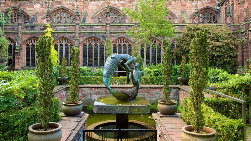 best places to visit in Chester
