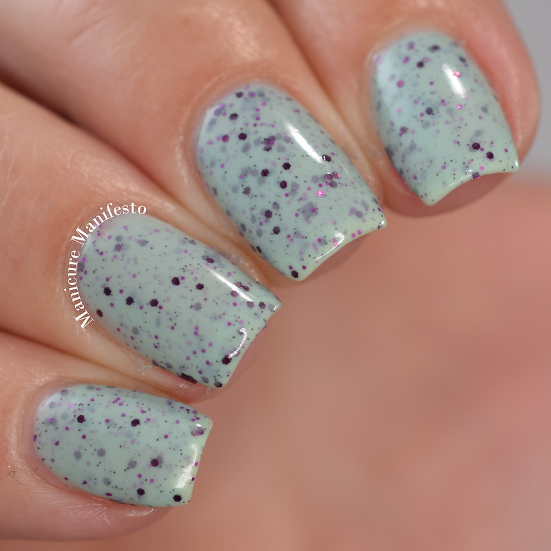 Cadillacquer Apricity review