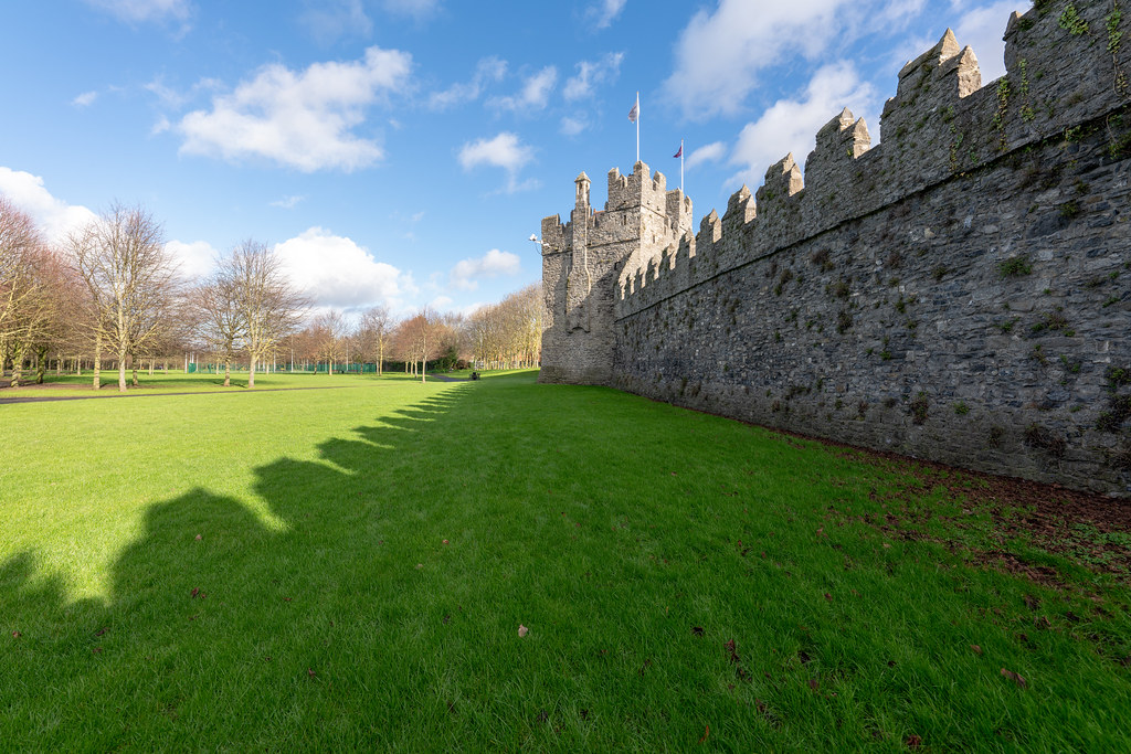 NORMAN CASTLE IN SWORDS 015