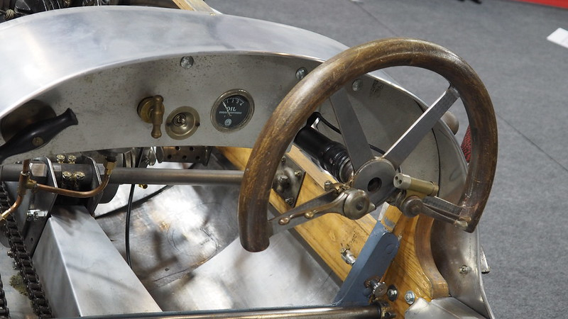 Jappic Racing Cyclecar Brooklands Single Seater Racing 350cc (recréation) 46125383425_aa3c63991a_c