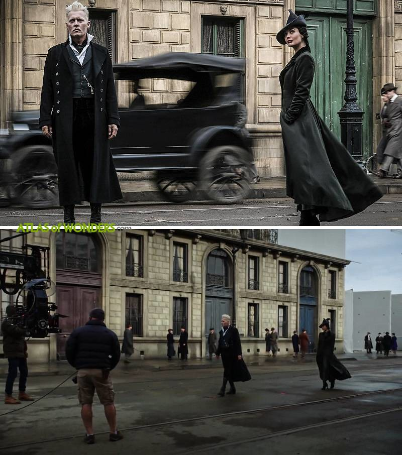 Fantastic Beasts 2 Film Location