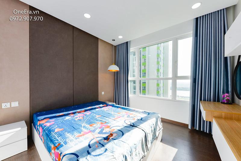 phòng ngủ master vista verde