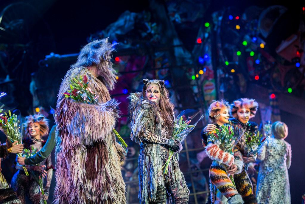 West End-versie van de wereldwijde musicalklassieker 'Cats' te zien in de Nederlandse theaters