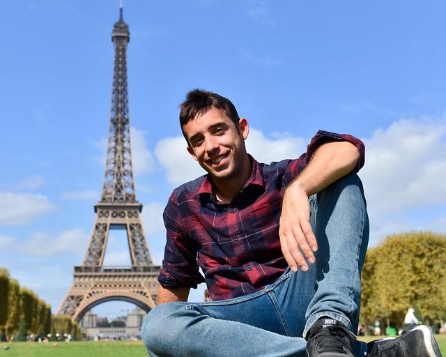 Diario de un Mentiroso en París