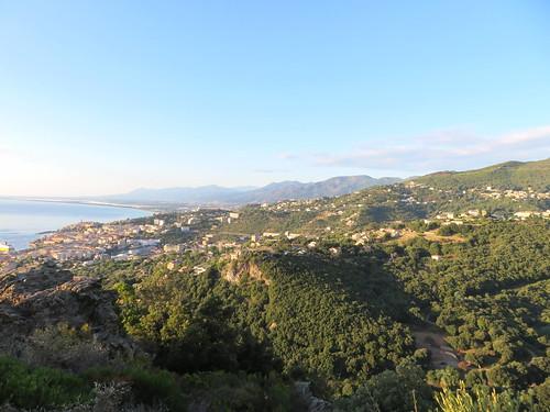 Hauteurs de Bastia