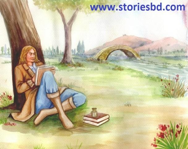John Milton - Life and works [in bengali]