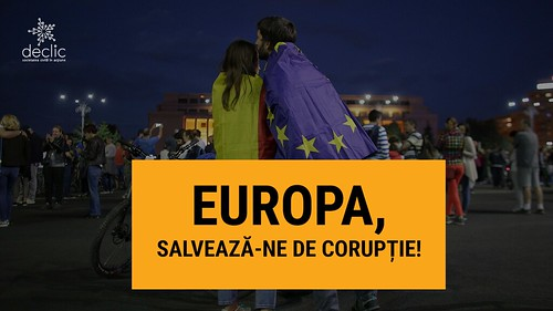 Europa, salvează-ne de corupție! | Europe, save us!