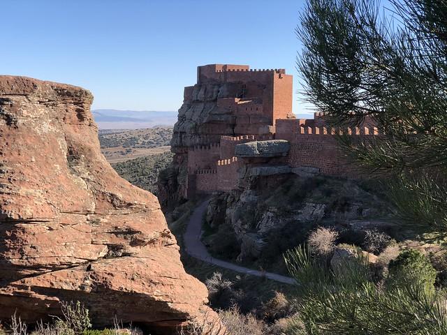 Castillo de Peracense (Territorio Jiloca Gallocanta)