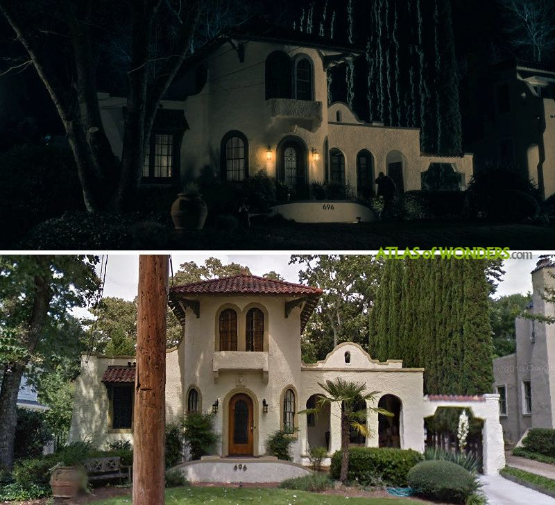 Haunting of Hill House location