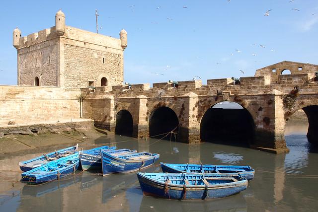 Portuguese fort, Essaouira, Morocco