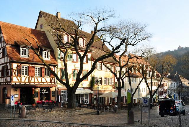 20. Februar 2019 ... Weinheim ... Kleines Marktfrühstück im Café am Markt ... Foto: Brigitte Stolle