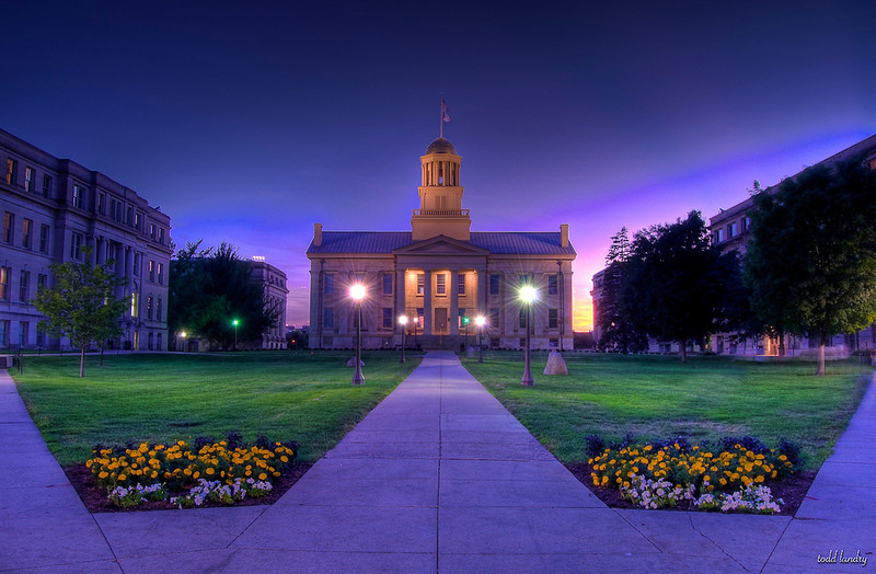 best places to visit in Iowa