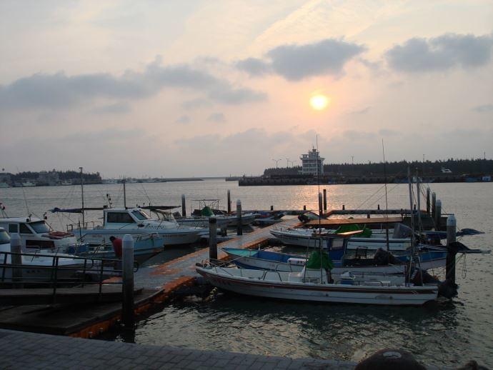海洋能源讓漁村「發大財」。圖片來源:台南市觀光局提供