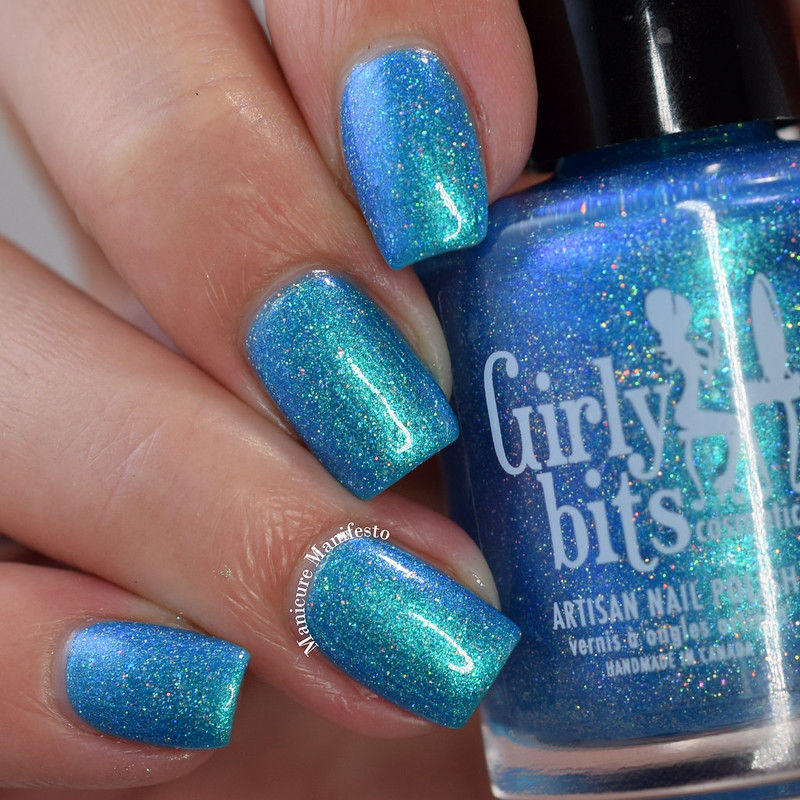 Girly Bits Cyantifically Proven