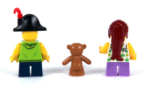 Minifigures - Back