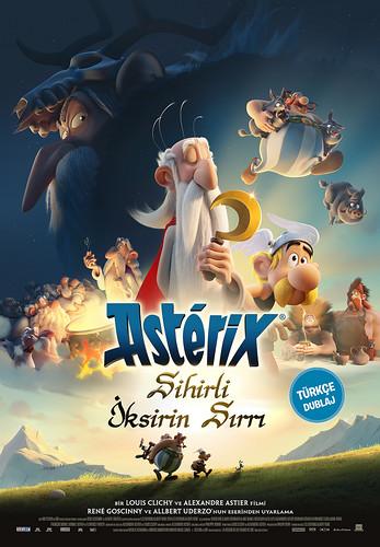Asterix: Sihirli İksirin Sırrı - Asterix: Le Secret De La Potion Magique