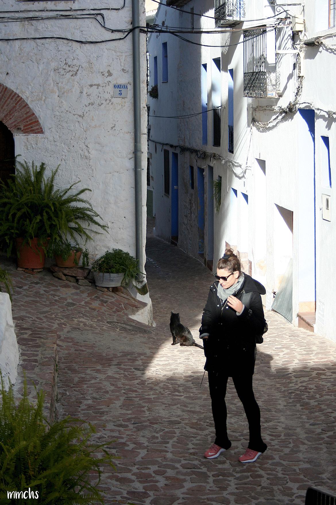 Aín un pueblo en Castellón