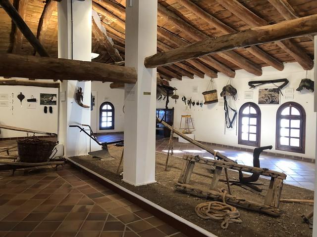 Museo del azafrán en Monreal del Campo (Tierras del Jiloca y Gallocanta)