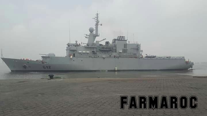 Royal Moroccan Navy Floréal Frigates / Frégates Floréal Marocaines - Page 13 45936520734_30f9a51d89_b