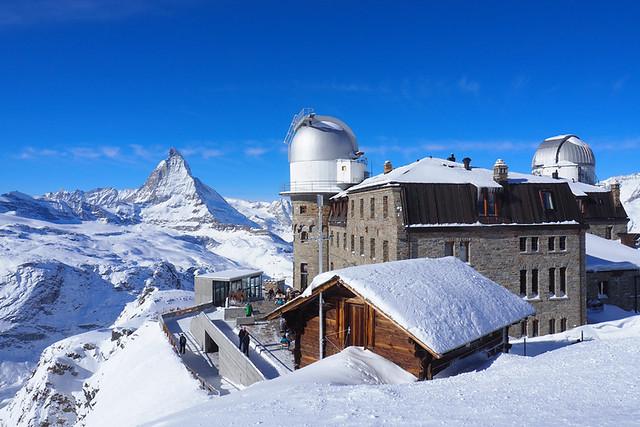 Gornegrat, Zermatt, Switzerland