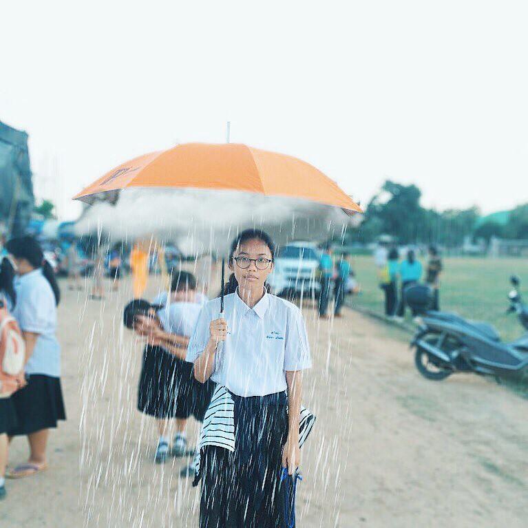แต่งรูปฝนตก