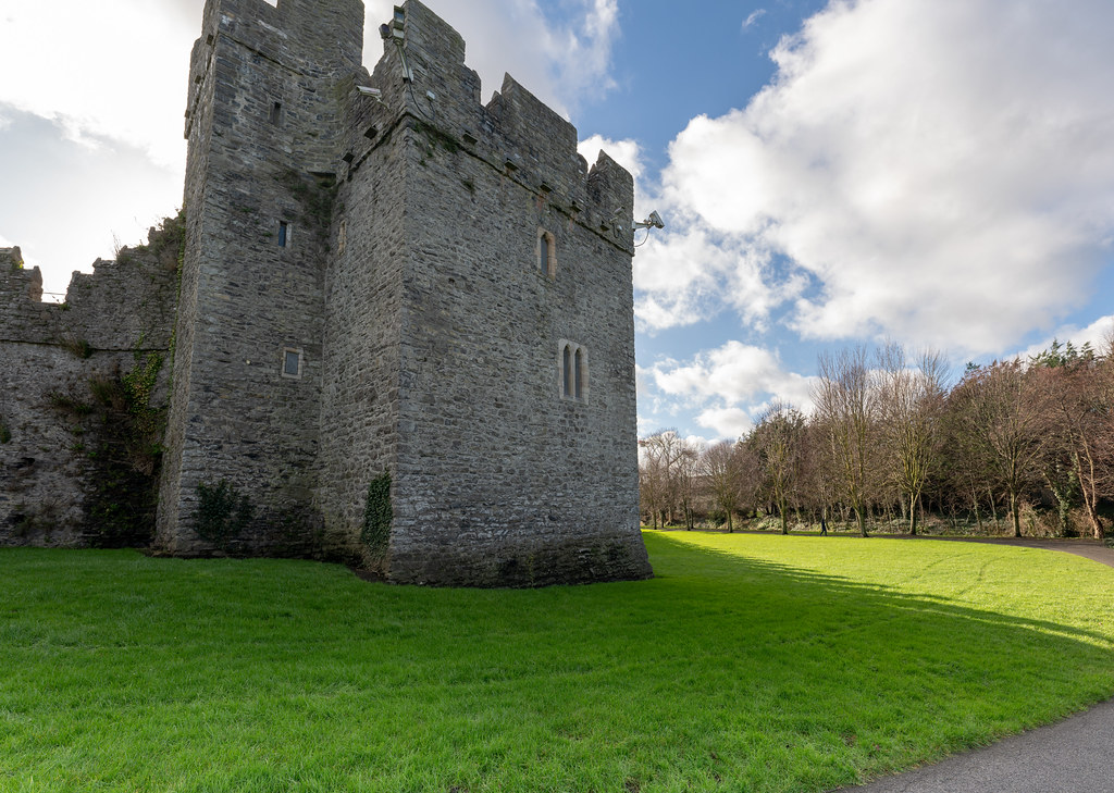 NORMAN CASTLE IN SWORDS 003