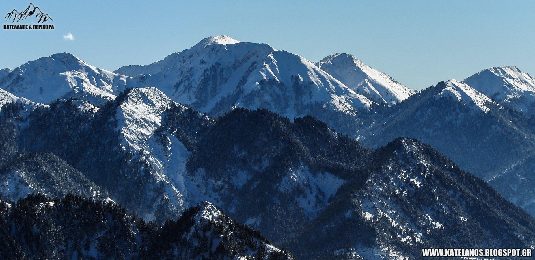 κατελανος και περιχωρα blog βουνα διαδρομες χειμερινες αναβασεις