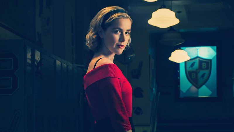 Kiernan Shipka actress Chilling Adventures of Sabrina