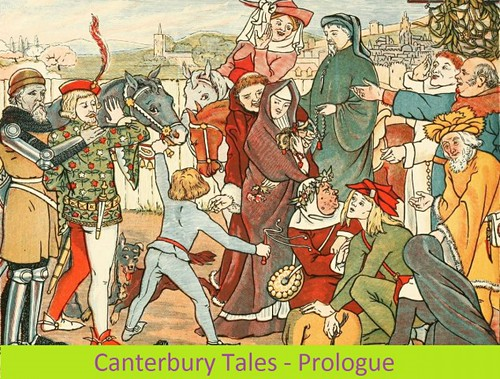 Canterbury tales prologue bangla translation