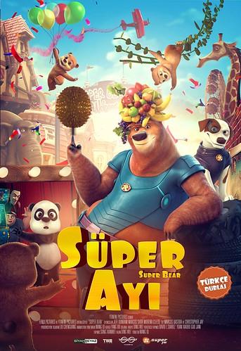 Süper Ayı - Super Bear (2019)