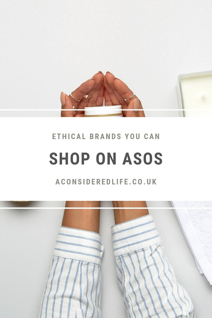 5 Ethical Brands You Can Shop On ASOS