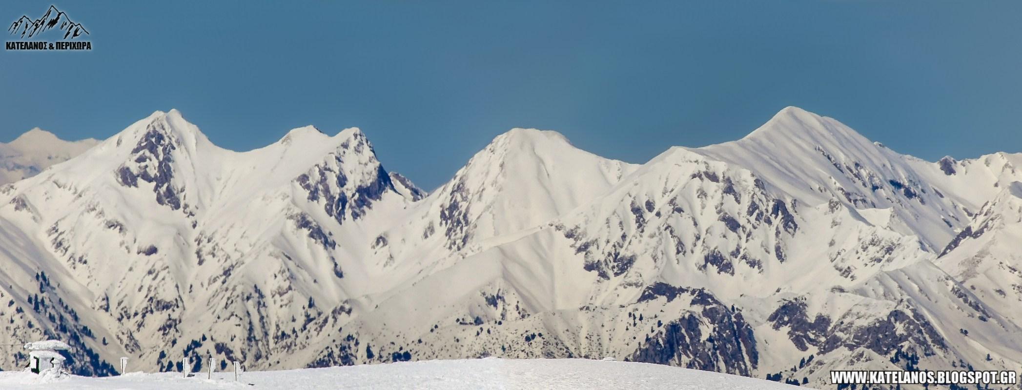 ντεληδημι ντελιδιμι βουνο αγραφα ντεληδιμι αγραφων χιονια βουνο σαλαγιαννη