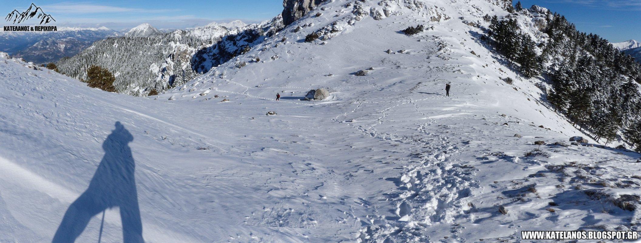 ορειβασια παναιτωλικο ορος αξιοθεατα αιτωλοακαρνανιας