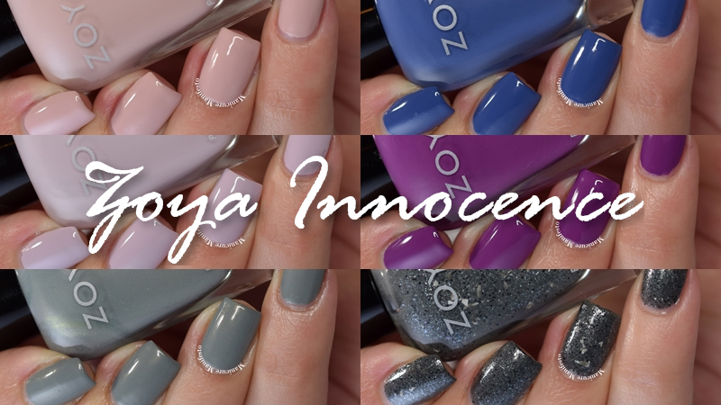Zoya Innocence Swatch
