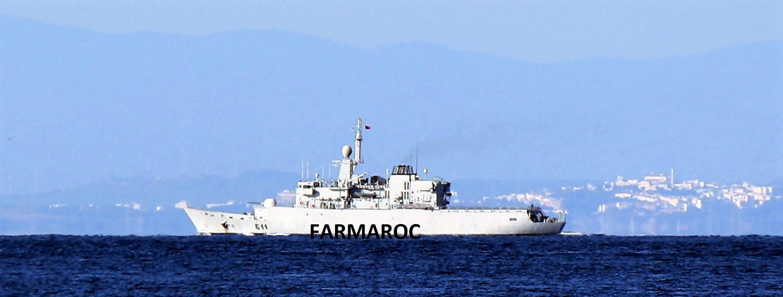 Royal Moroccan Navy Floréal Frigates / Frégates Floréal Marocaines - Page 13 46311911114_13844b0a8c_o