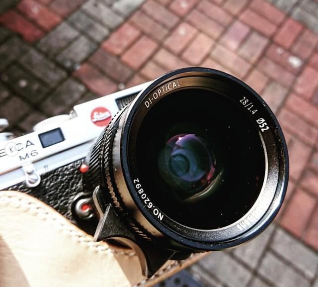 七工匠 28mm f1.4 國產廣角神鏡