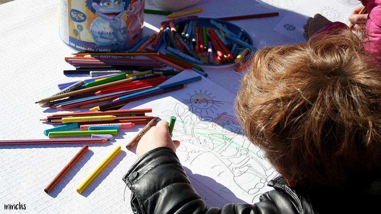 talleres para niños Paterna