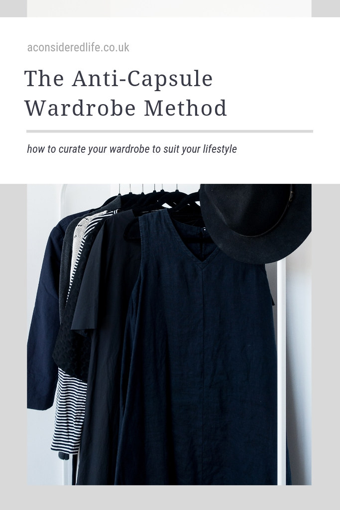 The Anti-Capsule Wardrobe