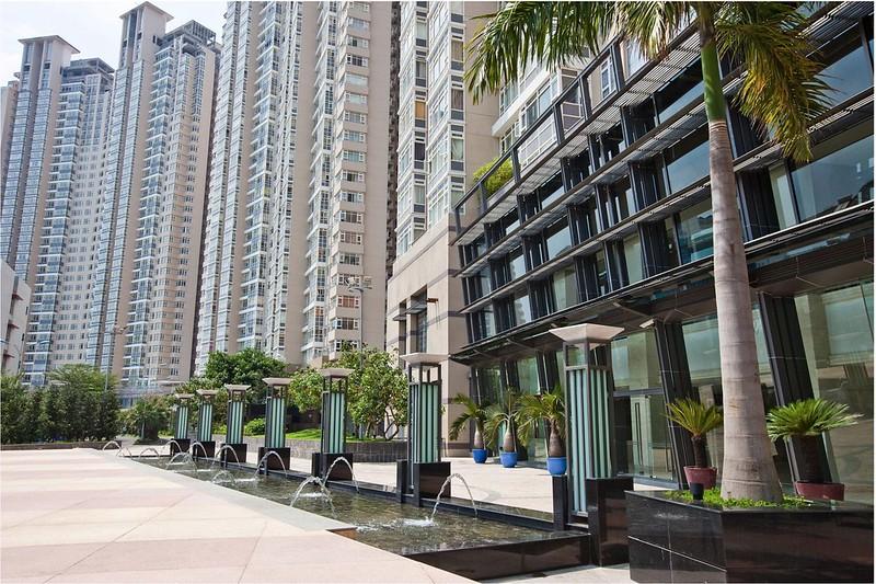Tiện ích nội khu dự án Saigon Pearl