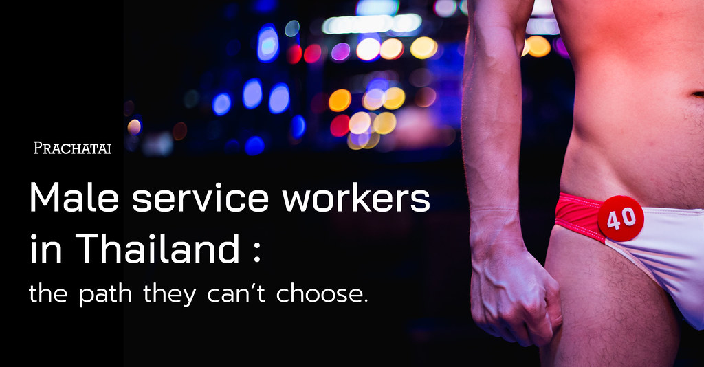 Male Service Workers In Thailand The Path They Can T Choose
