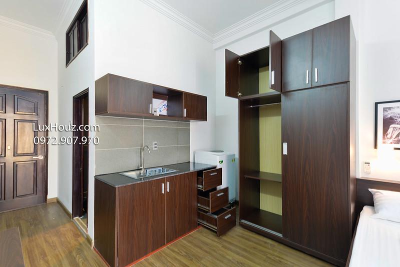 Chụp ảnh căn hộ cho thuê
