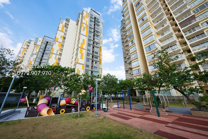 Đầy đủ tiện ích trong 1 khu dân cư chuẩn Singapore