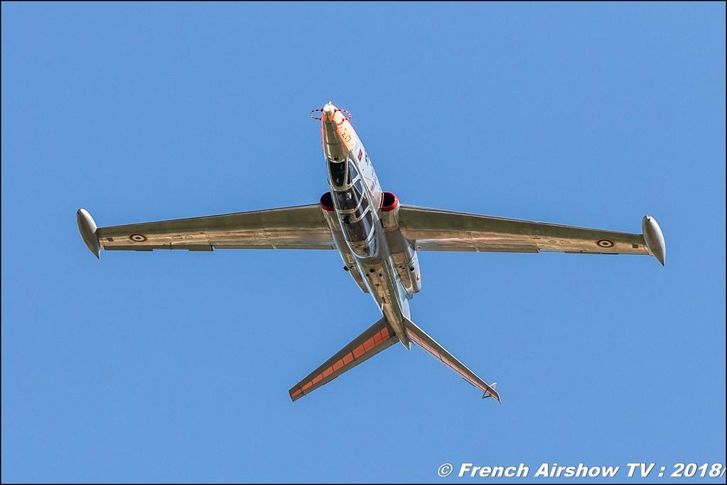 Fouga CM-170 Magister - F-AZPZ Aerotorshow 2018 – Fête aérienne de Valence Chabeuil Canon Sigma France contemporary lens Meeting Aerien 2018