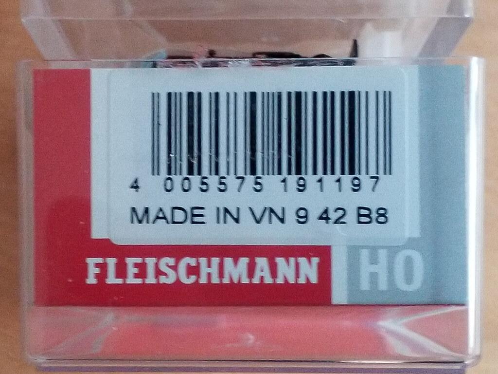 FLEISCHMANN 5455 15