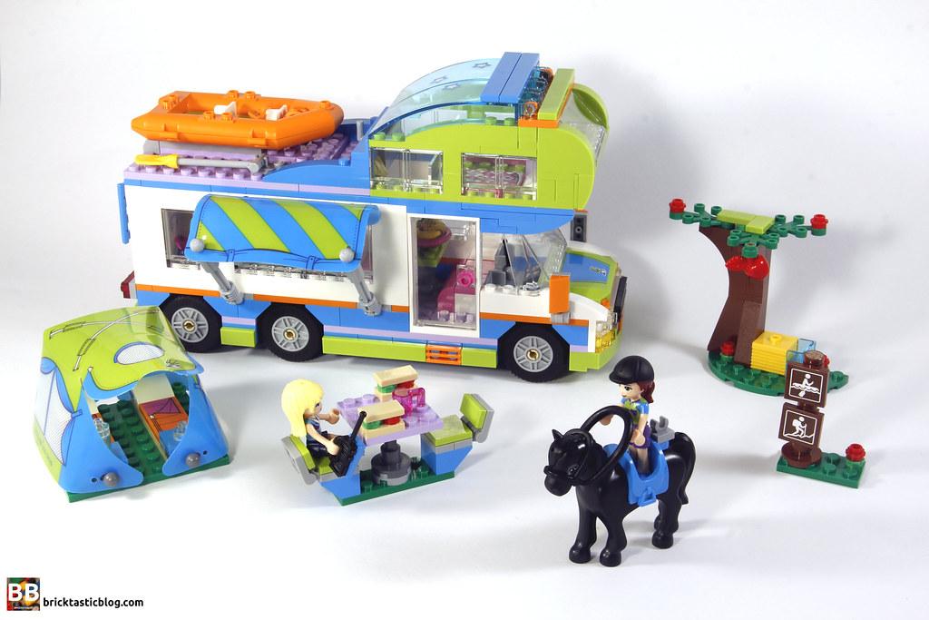 41339 Mia's Camper Van