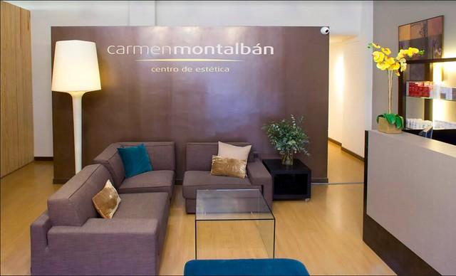 Carmen Montalbán entrada